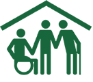 Home Support Logo